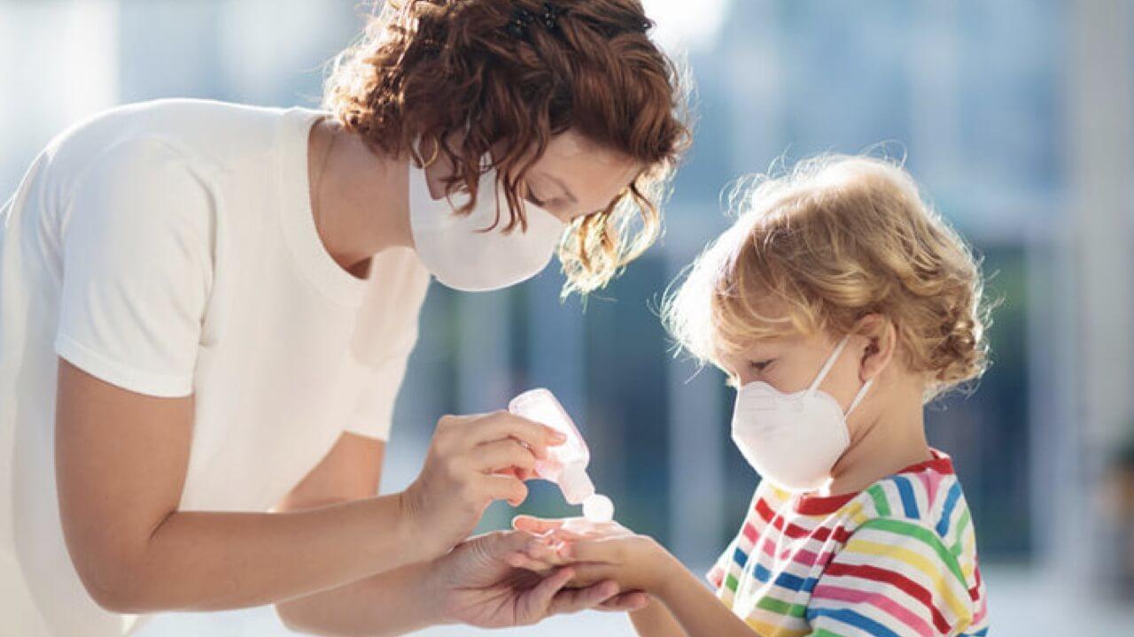 Coronavirus: come aiutare i bambini a gestire lo stress